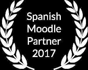 Moodle Partner desde 2016 por Moodle