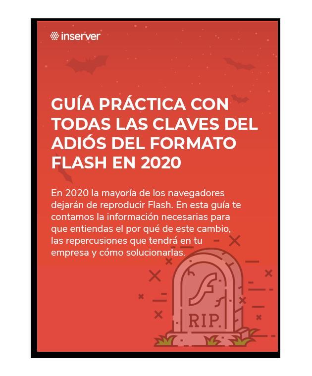 Guía práctica con todas las claves del adiós del formato Flash en 2020