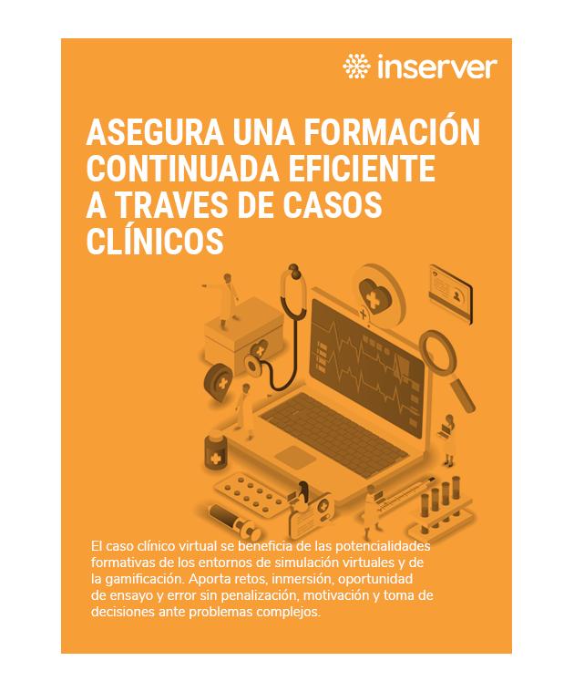 Asegura una formación continuada eficiente a través de casos clínicos
